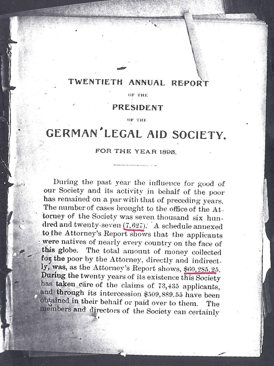 20th Annual Report