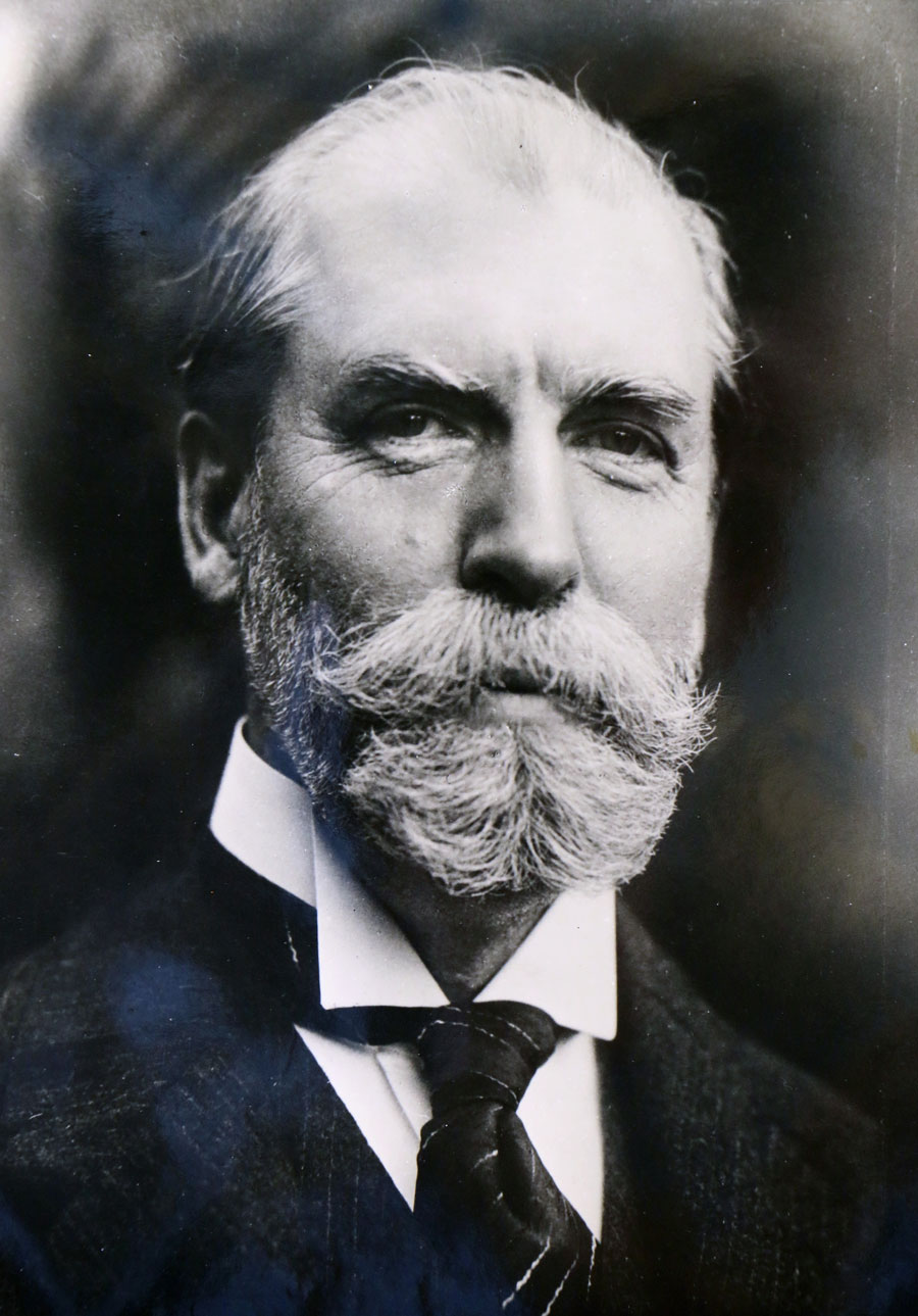 Charles Evans Hughes, 3rd President of The Legal Aid Society
