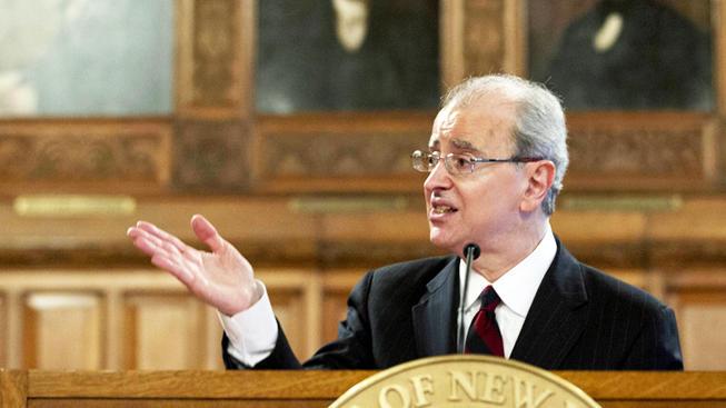 Judge Johnathan Lippman
