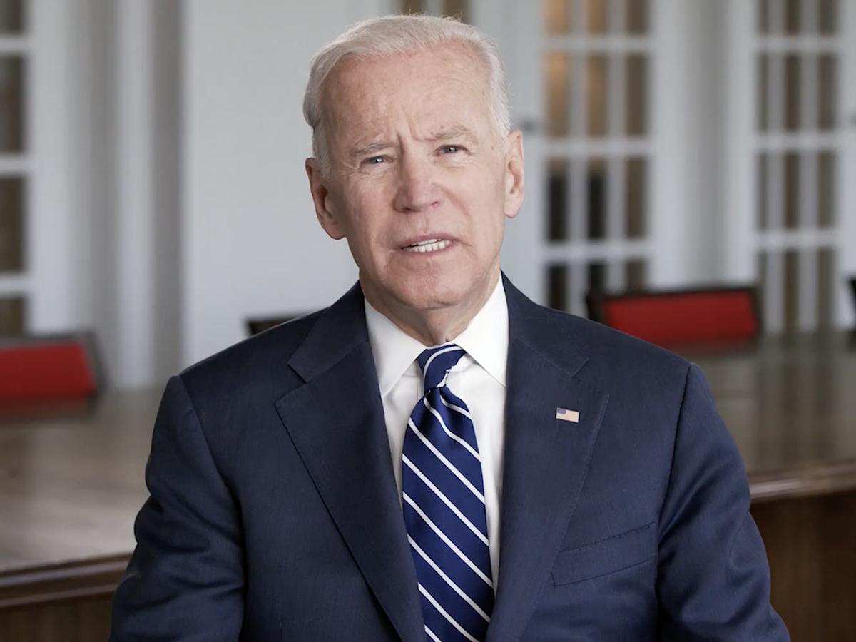 Joe Biden addresses The Legal Aid Society