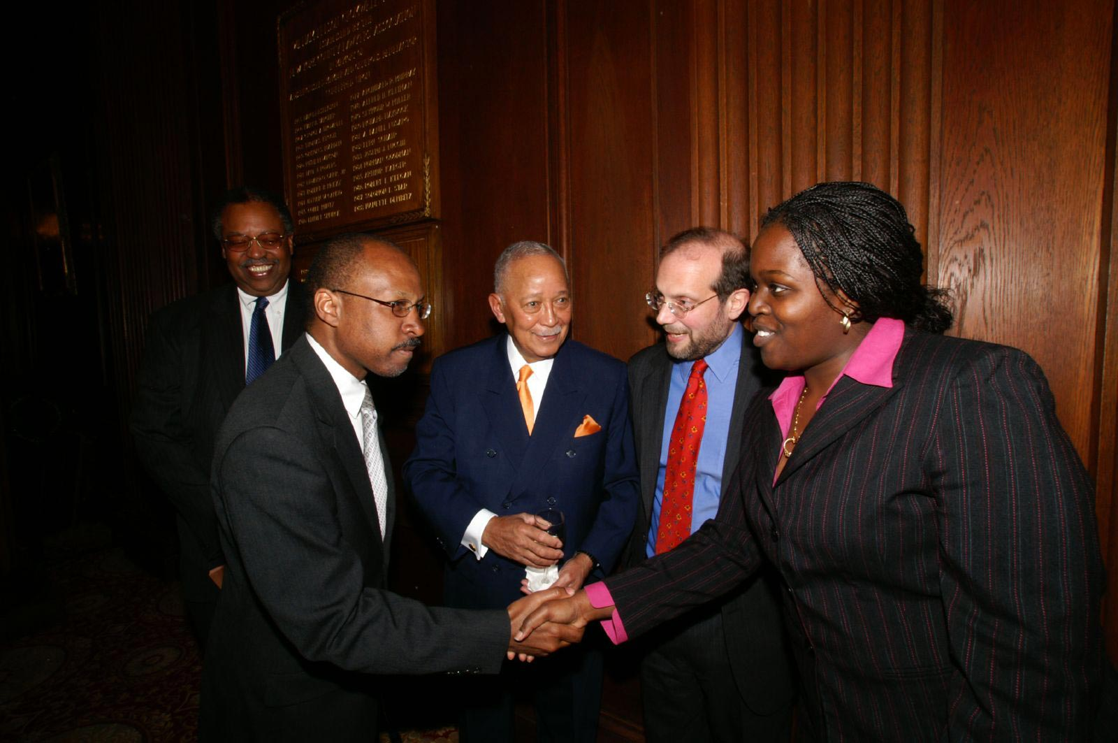 Black History Month event at The Legal Aid Society